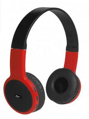 Casque  Bluetooth stereo avec micro - Noir et Gris