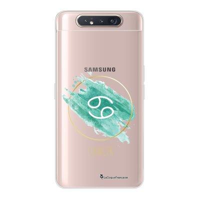 Coque Samsung Galaxy A80 360 intégrale transparente Cancer Ecriture Tendance Design La Coque Francaise.