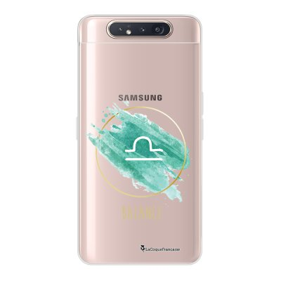 Coque Samsung Galaxy A80 360 intégrale transparente Balance Ecriture Tendance Design La Coque Francaise.
