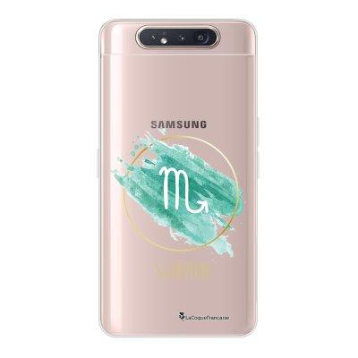 Coque Samsung Galaxy A80 360 intégrale transparente Scorpion Ecriture Tendance Design La Coque Francaise.