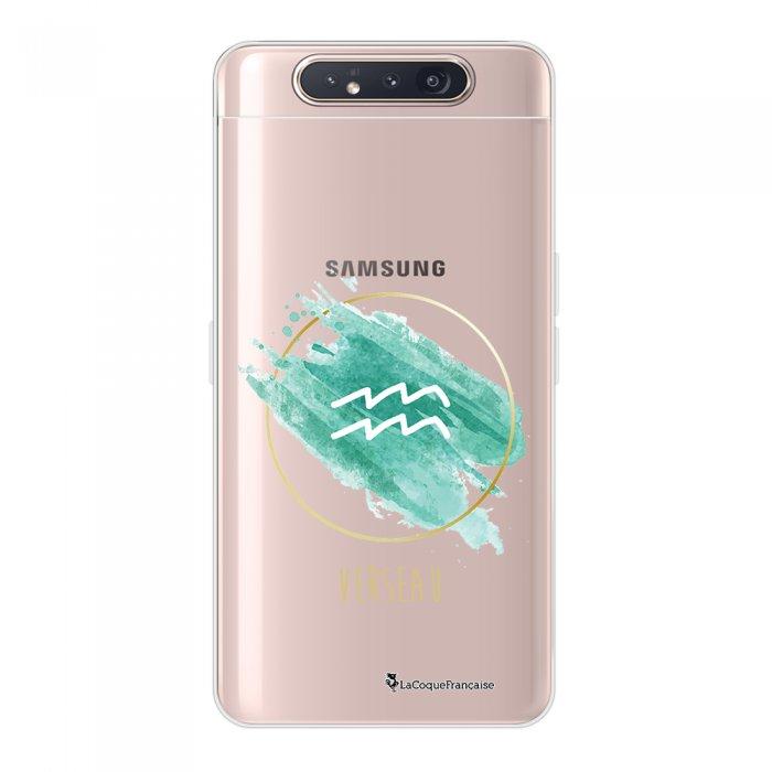 Coque Samsung Galaxy A80 360 intégrale transparente Verseau Ecriture Tendance Design La Coque Francaise.