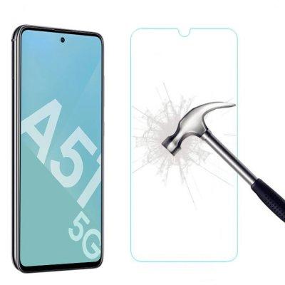 Vitre Samsung Galaxy A51 5G de protection en Verre trempé