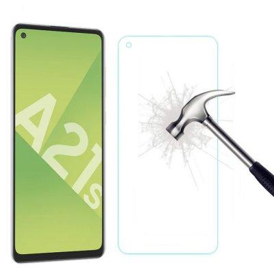 Vitre Samsung Galaxy A21S de protection en Verre trempé
