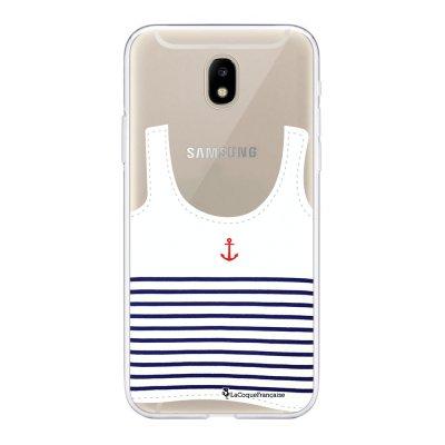Coque Samsung Galaxy J5 2017 souple transparente Le Francais Motif Ecriture Tendance La Coque Francaise
