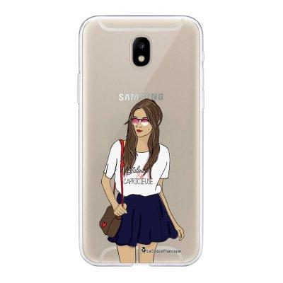 Coque Samsung Galaxy J5 2017 souple transparente Fille branchée Motif Ecriture Tendance La Coque Francaise