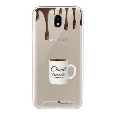 Coque Samsung Galaxy J5 2017 souple transparente Chaud Cacao Motif Ecriture Tendance La Coque Francaise