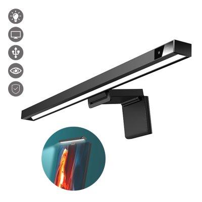 Lampe de travail LED pour écran d'ordinateur-luminosité réglable