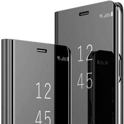 Etui iPhone 11 Pro Max folio easy view Noir