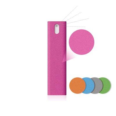 Spray Nettoyant mist avec microfibre intégré pour smartphone et/ou tablettes (couleurs aléatoires)