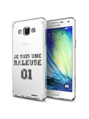 Coque rigide transparent Râleuse pour Samsung Galaxy Grand Prime