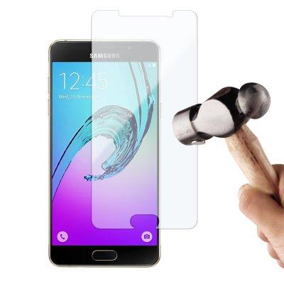 Vitre protectrice avant en verre trempé pour Samsung Galaxy A5 2016