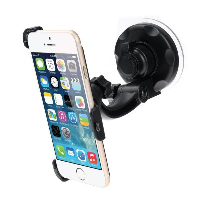 Support voiture iPhone 6 Noir