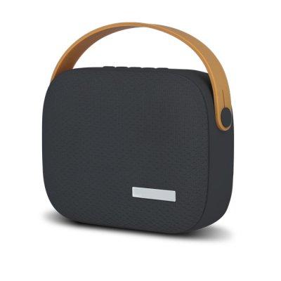 Enceinte Bluetooth avec lecteur SD et port USB 5W - Noir