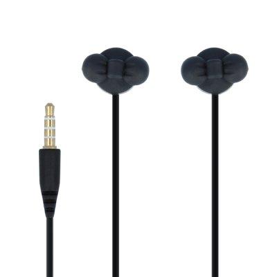 Écouteurs avec prise Jack 3,5 mm pour Smartphones et Tablettes - Motif nœud