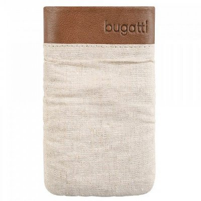Étui pouch Bugatti Elements Twice safari beige taille M
