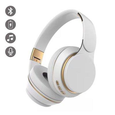 Casque Bluetooth Blanc