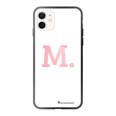Coque iPhone 12 Mini Initiale M Design La Coque Francaise