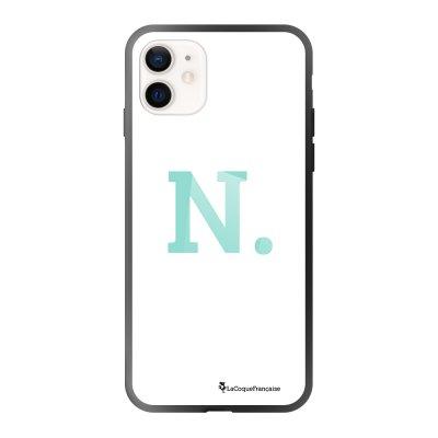 Coque iPhone 12 Mini Initiale N Design La Coque Francaise