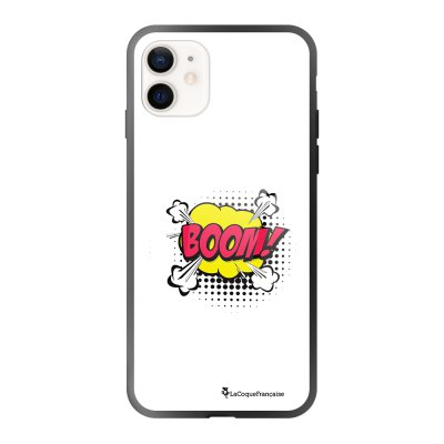 Coque iPhone 12 Mini BOOM Design La Coque Francaise