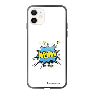 Coque iPhone 12 Mini WOW Design La Coque Francaise