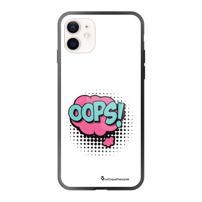Coque iPhone 12 Mini OOPS Design La Coque Francaise