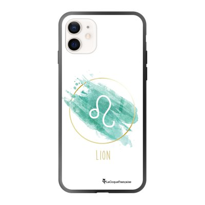 Coque iPhone 12 Mini Lion Design La Coque Francaise