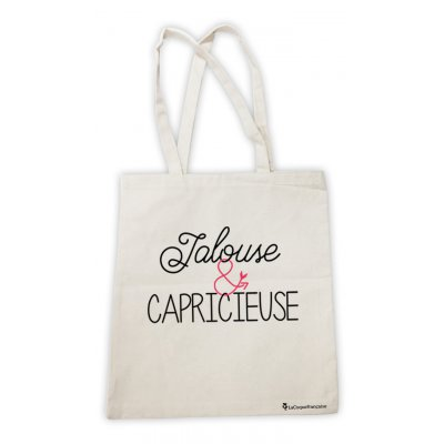 Shopping bag Jalouse et Capricieuse