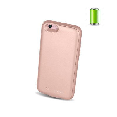 Coque batterie 3 000mAh pour iPhone 6/6S - Rose Gold