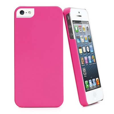 Muvit coque igum rose apple iPhone 5