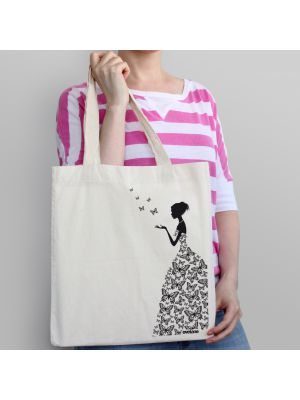 Sac Silhouette Papillons