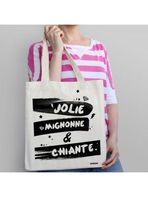 Sac Jolie Mignonne et chiante