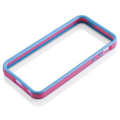 Gear4 Bumper The Band Bleu rose  iPhone 5