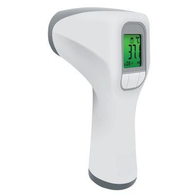Thermomètre Frontal Infrarouge Numérique Sans Contact avec écran LCD Numérique