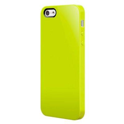 Coque SwitchEasy Nude iPhone 5 Vert