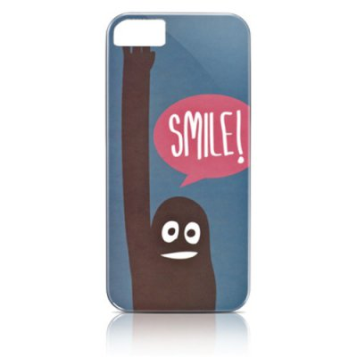 Gear4 Coque rigide Smile iPhone 5