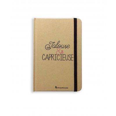 Carnet Jalouse et Capricieuse