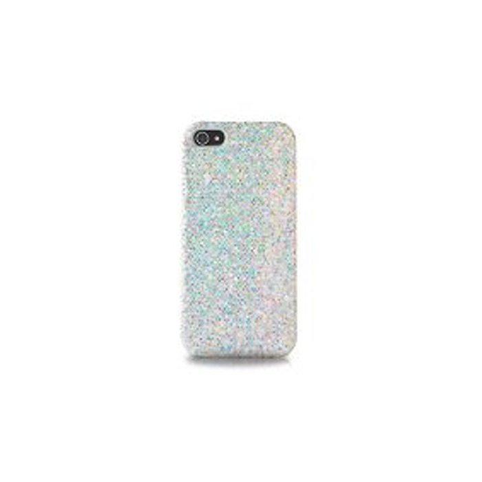 Coque DS.Styles Zirconia argent iPhone 5