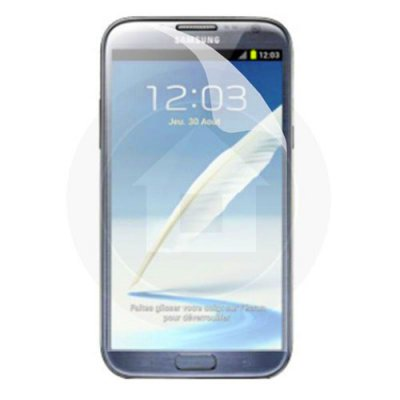 Protection d'écran Displex CrystalClear pour Samsung Galaxy Note II N7100