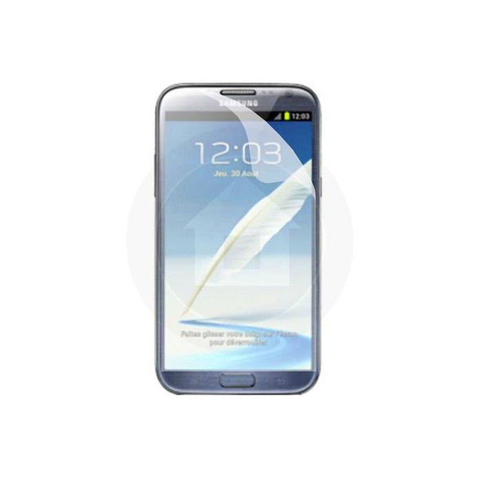 Protection d'écran Displex CrystalClear pour Samsung Galaxy Note II N7100
