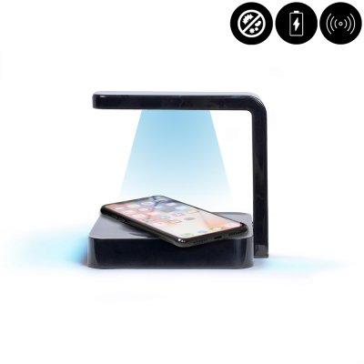 Stérilisateur UV avec chargeur à induction pour téléphone