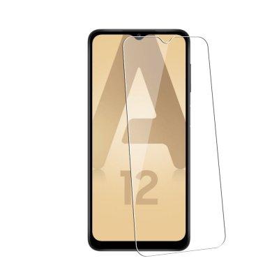 Vitre Samsung Galaxy A12 de protection en verre trempé