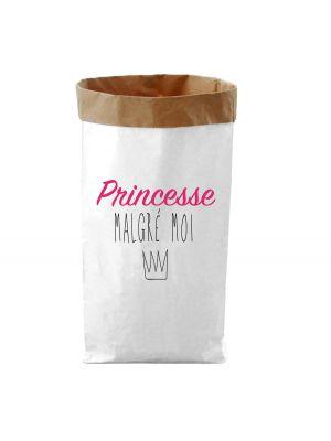 Paper bag Princesse Malgré Moi
