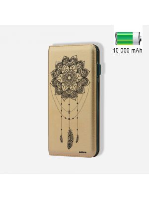 Batterie externe POWER BANK 10 000mAh Tattoo - Compatible Lightning & Micro USB
