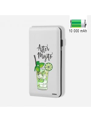 Batterie externe POWER BANK 10 000mAh After Mojito - Compatible Lightning & Micro USB