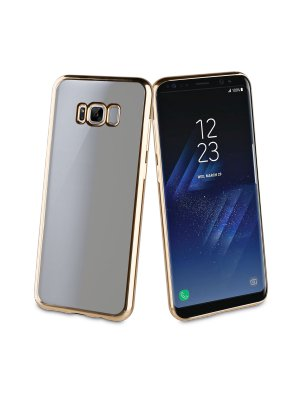 Muvit Life Coque Bling Or Pour Samsung Galaxy S8 Plus