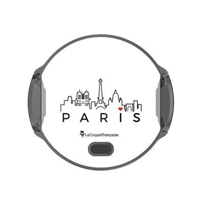 Support voiture avec charge à induction Skyline Paris La Coque Francaise