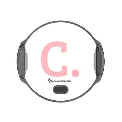 Support voiture avec charge à induction Initiale C La Coque Francaise.