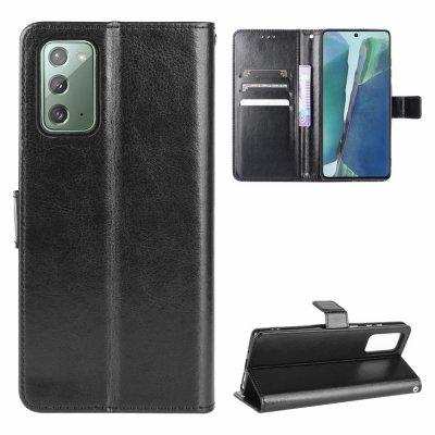 Etui Coque Samsung Galaxy S20 FE Protection Portefeuille Livre Emplacement cartes , support dépliant et Languette Magnétique