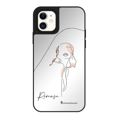 Coque iPhone 11 miroir La Rêveuse Design La Coque Francaise.