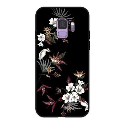 Coque Samsung Galaxy S9 Silicone Liquide Douce Fleurs Sauvages La Coque Francaise.
